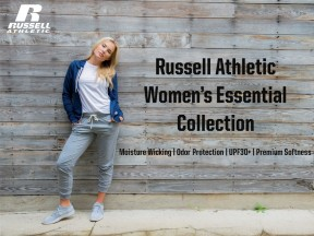 Russell Athletic Women's Essential Collection