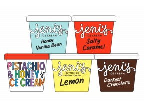 Jeni's Splendid Ice Creams / Street Treats