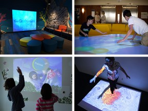 GestureFx Interactive Surfaces