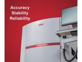 Saki's 3Di Automated Optical Inspection (AOI) system