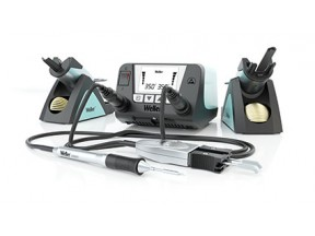 Weller WT 2M 2-channel soldering station