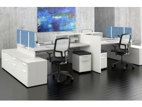 C.I.T.É. Office Furniture System