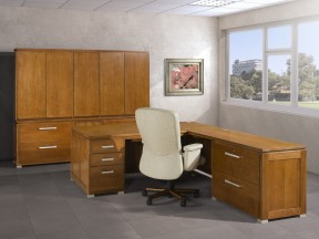 Ascend L-Desk Executive Office