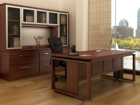 Ascend Sit-to-Stand Executive Office
