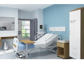 Harmoniä Patient Room