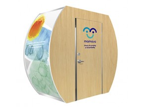 The Mamava Lactation Suite