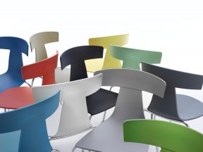 Remo Plastic Chair