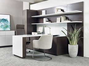 Slate Private Office by OFS