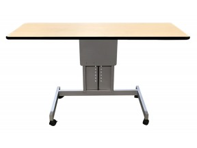 Marvel Adjustable Height Public Access Tables