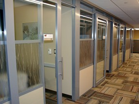Flex Series Architectural Wall System