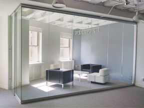 View Series Glass Wall System
