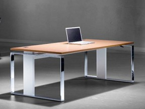 eisysDESKING iMove F Sit/Stand Desk system