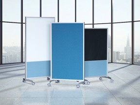 eisysVISUAL elements Series Mobile Boards