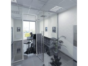 Fallbrook Series Office Partition