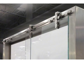 Laguna Series Sliding Glass Door System