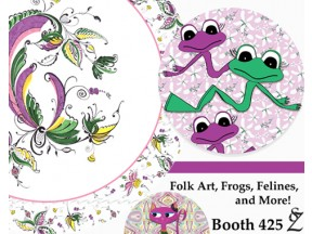 Folk, Frogs, Felines and More!