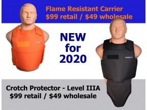 The BulletSafe Crotch Protector