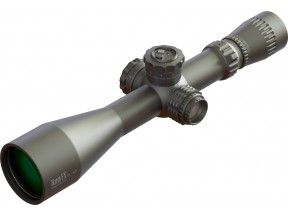 5x-42x56 High Master Wide Angle RifleScope