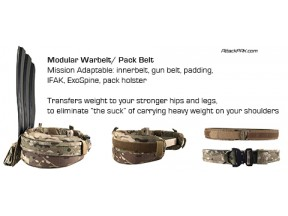 Modular War Belt/ Pack Belt