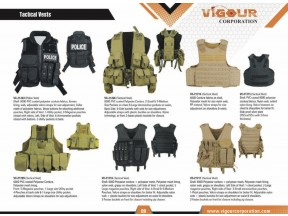 VIGOUR TACTICAL VESTS