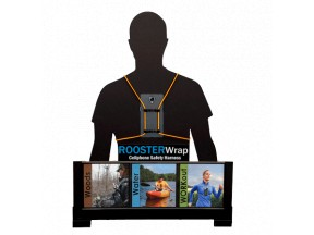 Roosterwrap cell phone safety harness