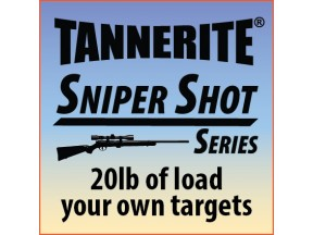 Tannerite Brand Sniper Shot 40 Load your own targets