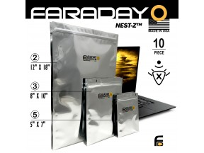 Faraday Nest-Z EMP Bag 10pc Kit