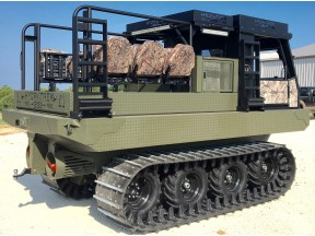 D2488B Amphibious Vehicle